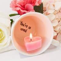 You're So Loved Hidden Message Mug